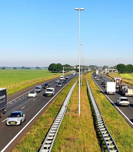 Bredere A58 tussen Breda en Tilburg? Dat kan nog wel even duren, 'maar extra asfalt is hard nodig'