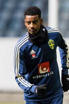 Willem II'er Alexander Isak valt in bij winnend Zweden