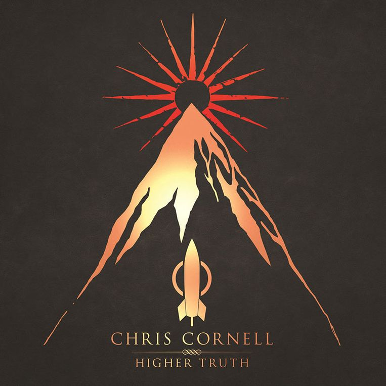 Higher Truth van Chris Cornell. Beeld