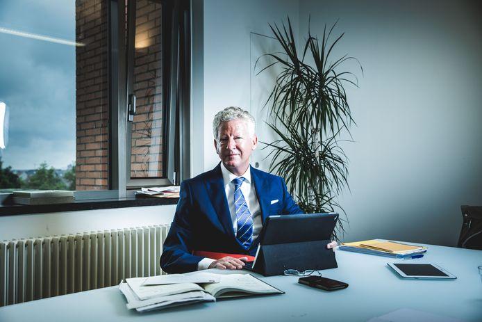Burgemeester Pieter De Crem van Aalter
