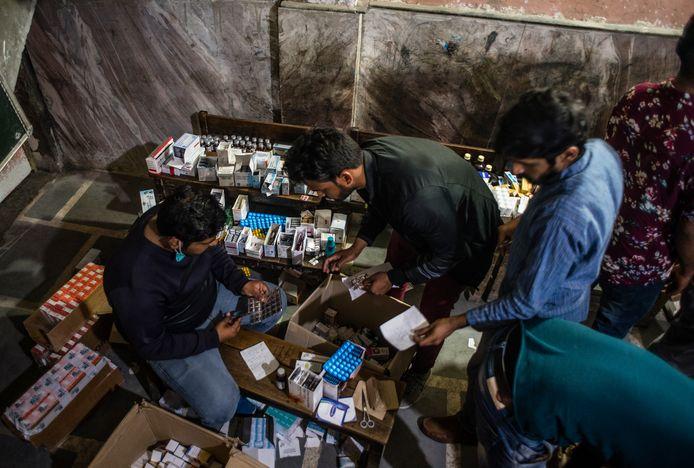 India legt de export van bepaalde medicijnen aan banden, om medicijntekort in eigen land op te kunnen vangen