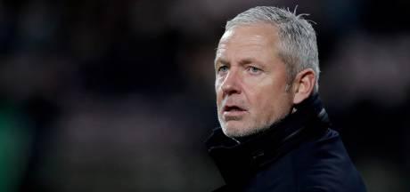 Go Ahead Eagles vindt in De Gier nieuwe trainer