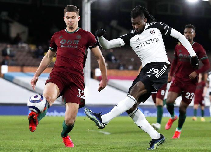 Leander Dendoncker et les Wolves sont désormais quasiment assurés de leur maintien en Premier League.