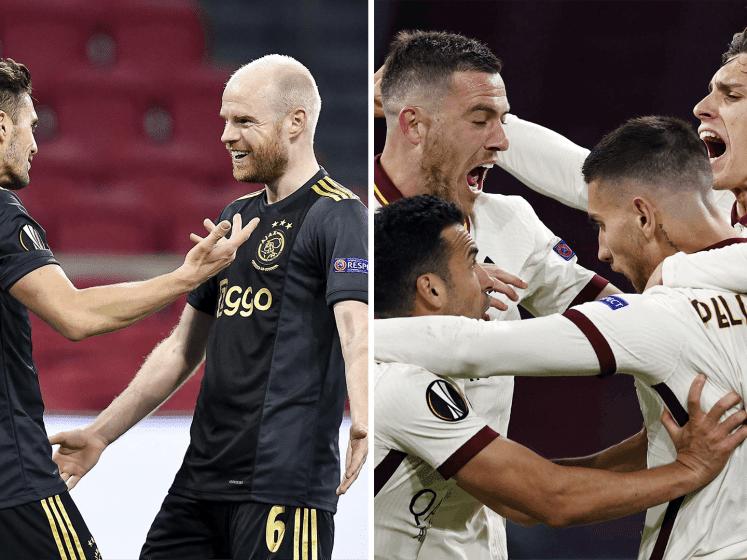 'In Rome vinden ze Ajax nog steeds de favoriet'