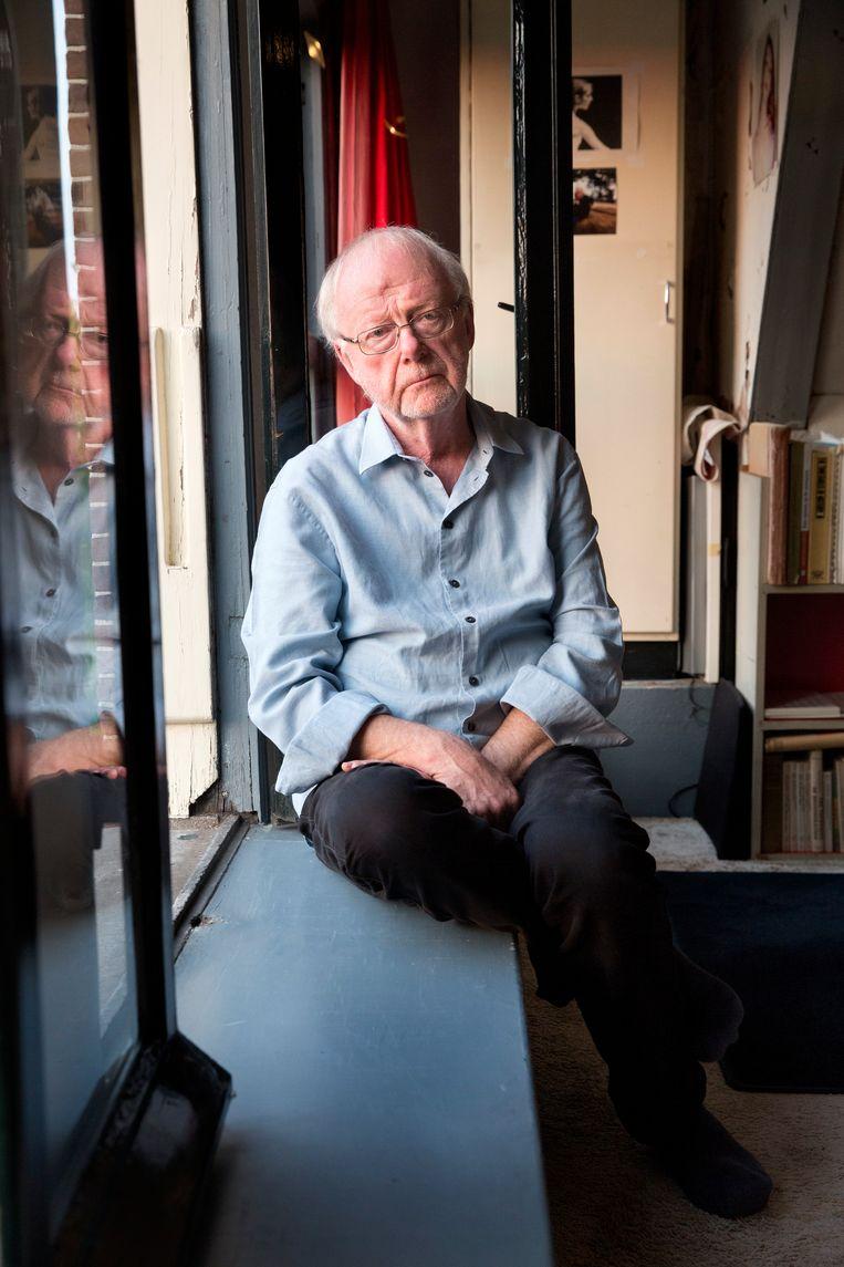 Louis Andriessen. Beeld Hollandse Hoogte /  ANP