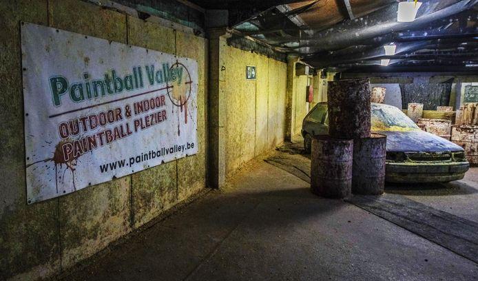 Zwevegem Paintball Valley