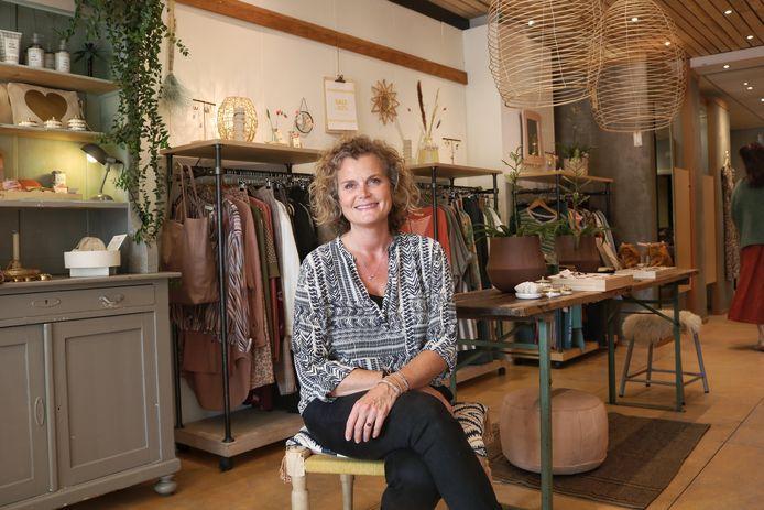 Nicole Burges Damsté heeft haar winkel Copine al bijna tien jaar.
