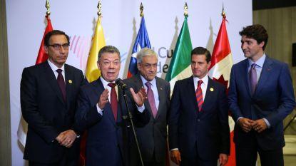 Amerikaanse landen noemen Venezuela corrupt