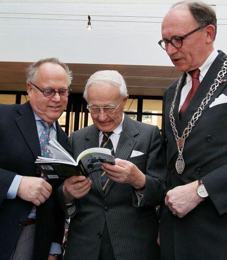 Hans Wegman is blij: eindelijk een eerbetoon voor unieke Apeldoorner