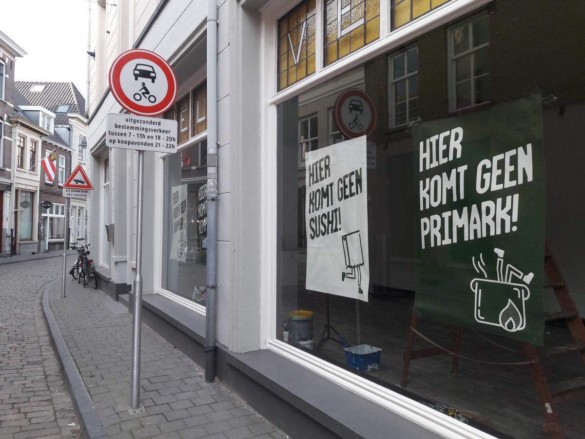 Oven aan, kom eraan gaat zich vestigen op de hoek Vughterstraat-Postelstraat.