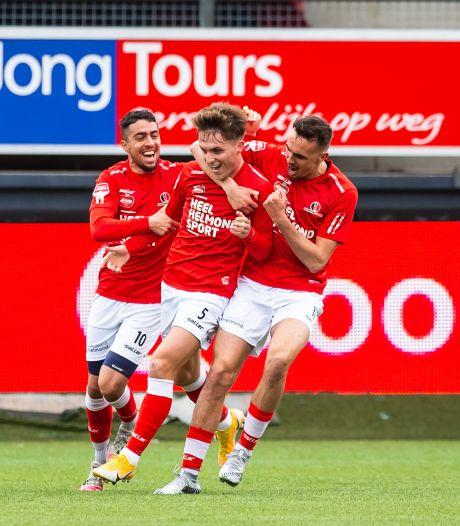 Staat Helmond Sport na fraaie zege nog meer moois te wachten? Twee uitblinkers over hun toekomst