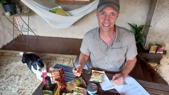 Martijn (51) wandelt 2000 kilometer om éindelijk zijn zieke moeder (91) te knuffelen