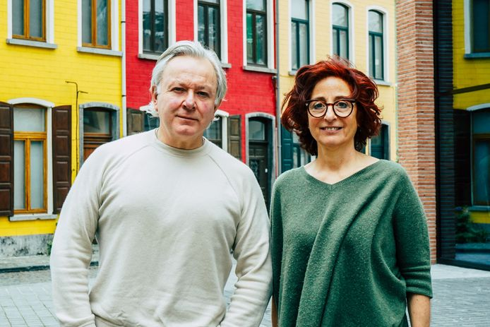 Nigel Goodrich en Patricia Teitelbaum