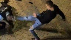 Politie Knokke zoekt relschopper die trap gaf aan inspecteur tijdens opstootjes in uitgaansbuurt