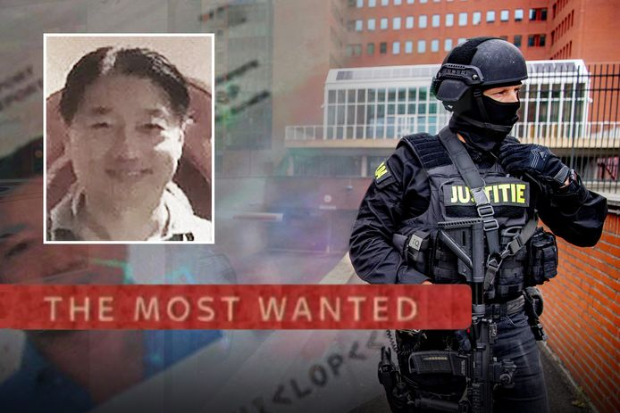 De Aziatische drugsbaas Tse Chi Lop,  de 'El Chapo' van Azië.