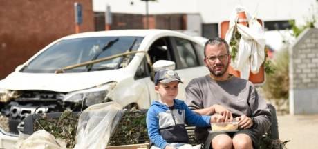 België in nationale rouw: minuut stilte voor slachtoffers overstromingen