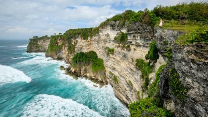 """""""Een seksueel roofdier"""": 18 jaar cel voor man die zijn bruid tijdens huwelijksreis in Bali van klif duwt om haar te doden"""