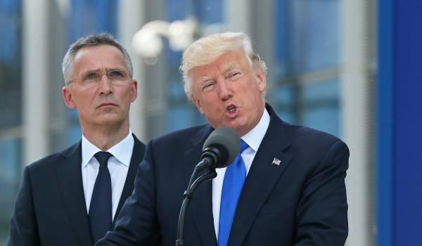Trump wil 119 miljard dollar van 'chronisch wanbetalende' Navo-landen