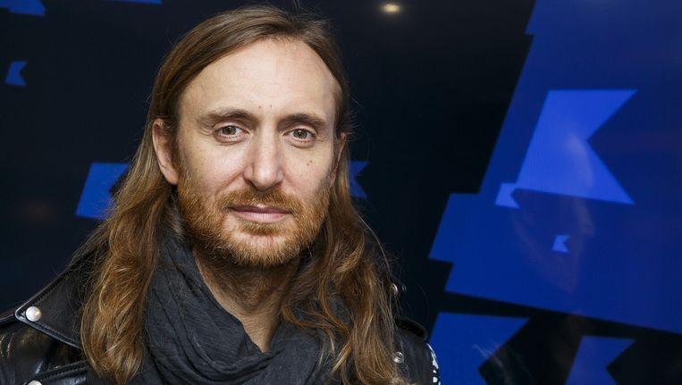 Dj David Guetta. Beeld GETTY
