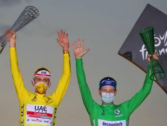 Sprintzege voor Bennett, eindwinst voor Pogacar: herbekijk hier de slotrit van de Tour