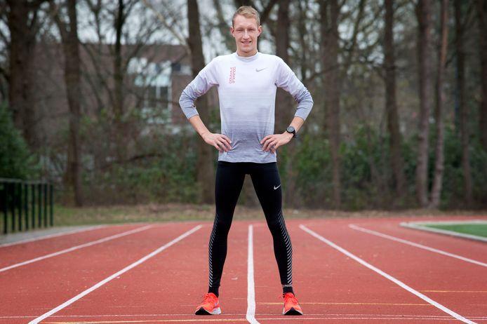 § Björn Koreman wist dinsdag pas dat hij in de marathon van Wenen zou starten.Hij liep er de race van zijn leven. Archieffoto