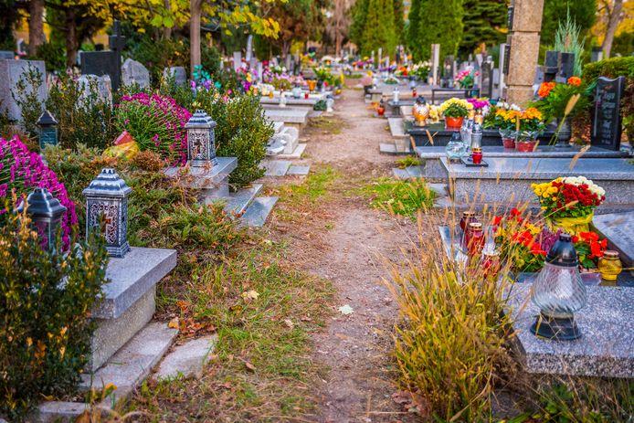 Het oplossen van doden in vloeistof als alternatief voor begraven, wordt wellicht mogelijk