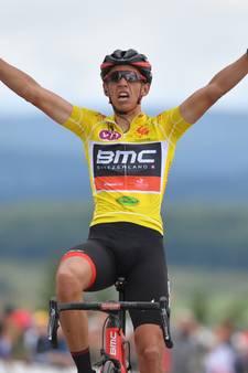 Teuns boekt eerste profzege in Ronde van Wallonië