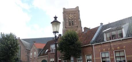 Nieuwe openbare verlichting in de vesting Woudrichem