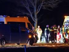 Jongetje (6) op step overleden door aanrijding in Staphorst
