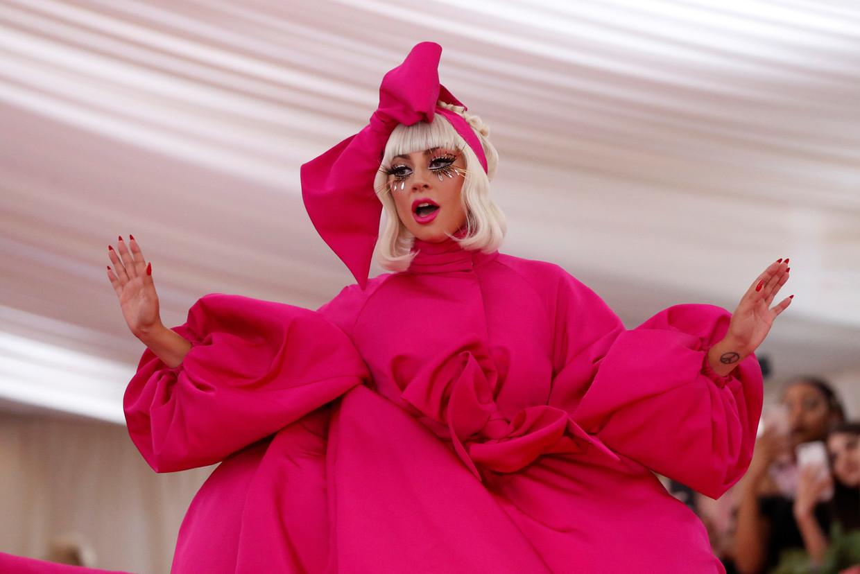 Lady Gaga. Beeld Reuters