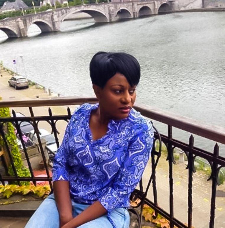 Julienne Mpemba wordt verdacht van kinderenhandel van Congo naar België. Beeld