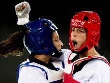 Almelose taekwondoka Oogink plaatst zich voor Tokio