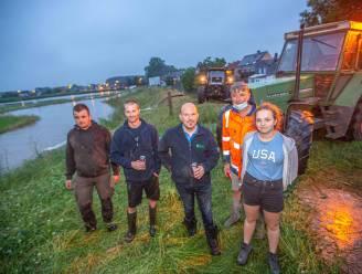 "Landbouwers beschermen Herne-centrum van wateroverlast: ""We pompen 6.000 liter per minuut over"""