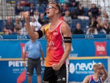 Bornse beachvolleyballer Boermans verslaat wereldkampioenen