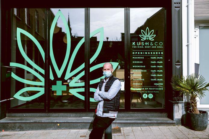 Uitbater Marco (33) van Kush&Co mag dan toch weer opnieuw openen.