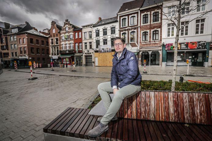 """Voorzitter van Horeca Sint-Truiden Koen Francis plant overleg met burgemeester Veerle Heeren om een rendabele organisatie te bekijken. """"Voor nu worden we vooral gebruikt als maatschappelijke susser."""""""