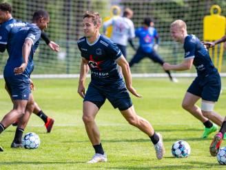 """David Hubert (Zulte Waregem) wil nog enkele jaren doorgaan als voetballer: """"Leeftijd is niet meer dan een cijfer"""""""