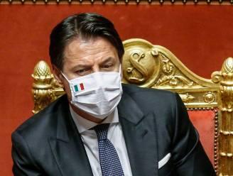 Italië wil coronanoodtoestand verlengen tot eind oktober