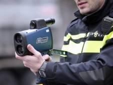 48 boetes bij snelheidscontrole tussen Hengevelde en Goor