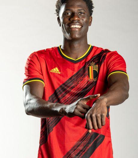 """Amadou Onana, d'inconnu à capitaine des U21: """"Heureux que le coach m'accorde sa confiance"""""""