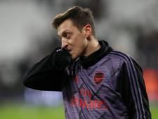 Özil soutient les Ouïghours, la TV d'état chinoise déprogramme un match d'Arsenal