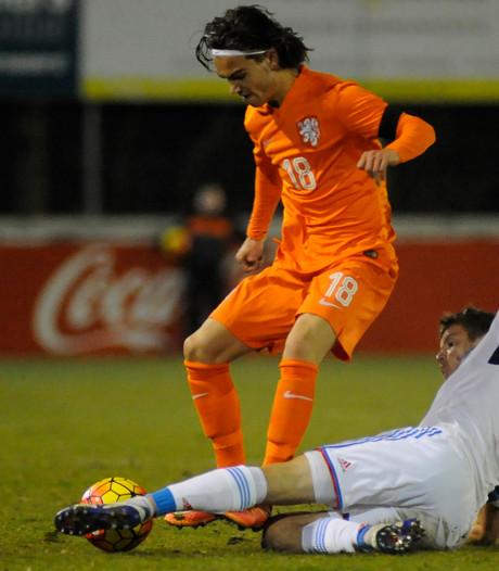 'NEC wilde Madrid-speler Mink Peeters eerst op proef'
