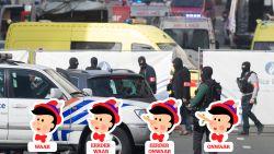 """Pinokkiotest: """"Sinds 2014 vielen er 1.000 doden en gewonden bij terreur door asielzoekers en vluchtelingen"""""""