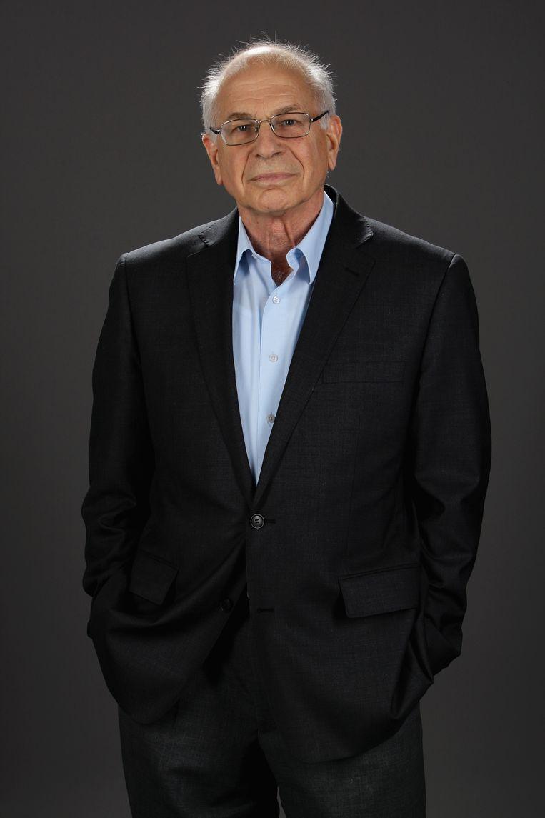 Daniel Kahneman Beeld Getty