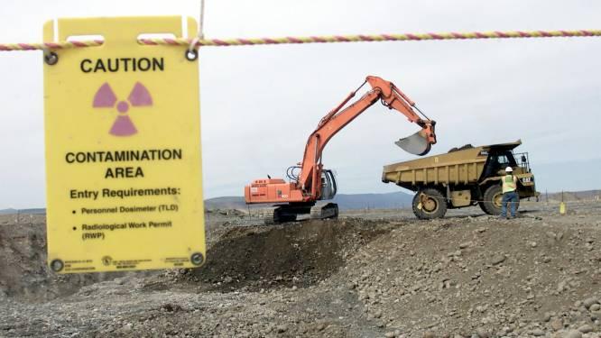 Belgisch nucleair afval op zes plaatsen in Atlantische Oceaan