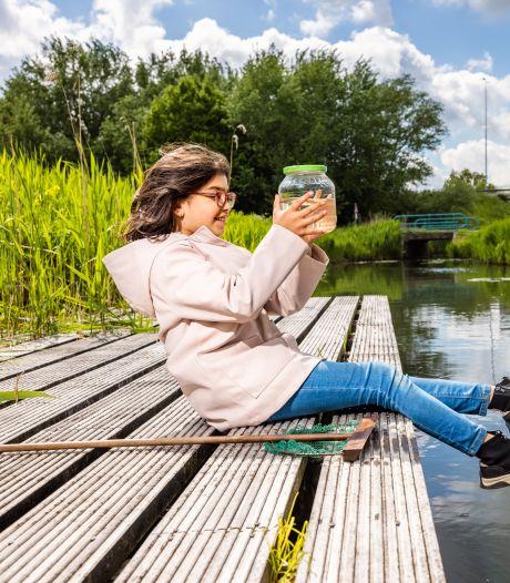 Duik de waterkant in en ga op onderzoek: 'Bestudeer het water met een oude cd of dvd'