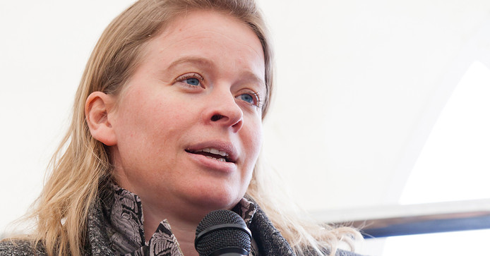 Ingrid de Bondt.
