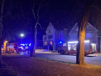 Brand in vrijstaand bijgebouw van woning in Miljoenenkwartier