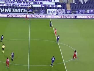 Antwerp ziet twee doelpunten afgekeurd worden door VAR wegens buitenspel