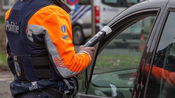 Meer dan 98 procent reed nuchter bij alcoholcontroles tijdens 'weekend zonder alcohol achter het stuur'